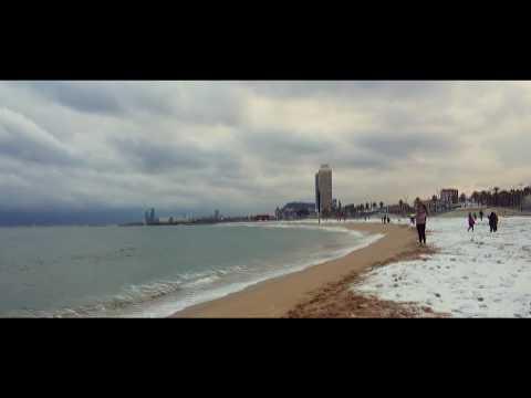 Kältefront in Spanien