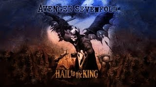 Gambar cover Avenged Sevenfold   Hail to the King Full Album