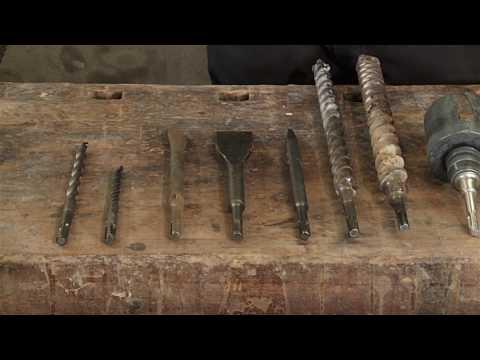 SDS plus System für Bohrhammer / Bosch Power Tools