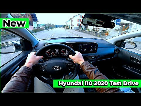 New Hyundai i10 2020 Test Drive Review