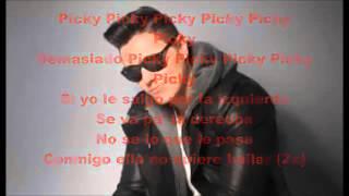 Joey Montana- piky (Letra)