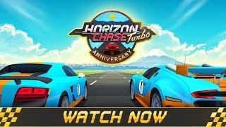 Horizon Chase Turbo - 1 Year Anniversary Trailer