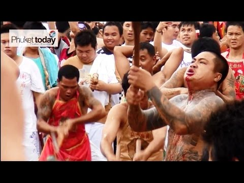 Go Teng Uprising - How tourists see Phuket's Vegetarian Festival