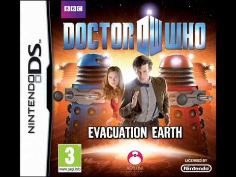 doctor who evacuation earth - nintendo ds game