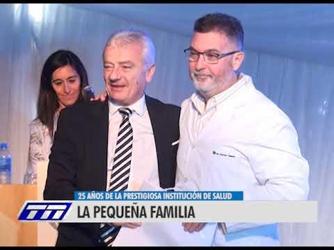 Clínica La Pequeña Familia celebró sus 25 años