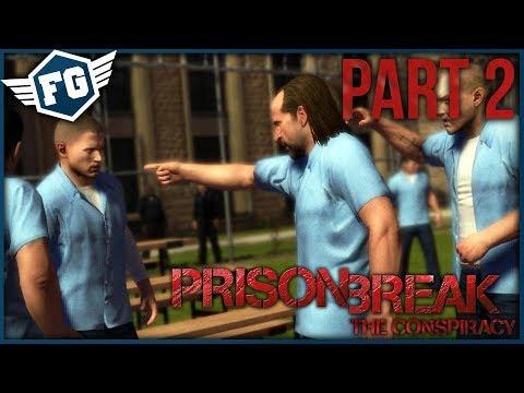Útěk Z Vězení: Spiknutí #2 - Válka Začíná!