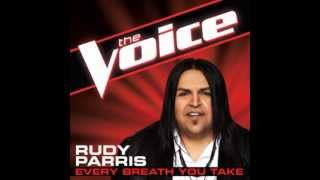 """Rudy Parris: """"Every Breath You Take"""" - The Voice (Studio Version)"""