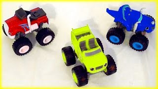 blaze and the monster machines snowy slopes most popular videos