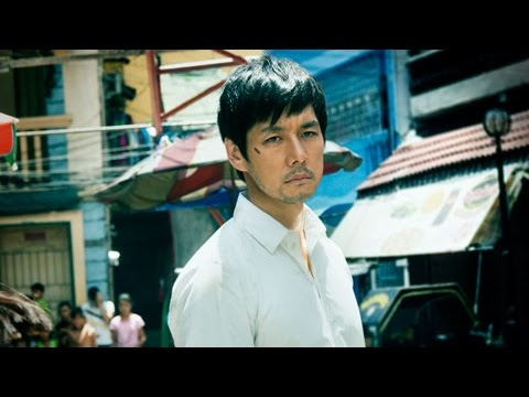 西島秀俊、フィリピンに!『劇場版 MOZU』メイキング映像
