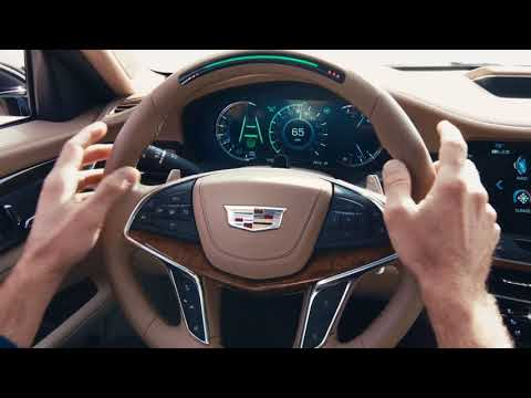 Cadillac Commercial for Cacillac CT6 - Cadillac | CT6 Super Cruise At Last
