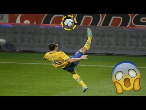 Top 20 Goles de Zlatan Ibrahimović que sorprendieron al mundo ● HD