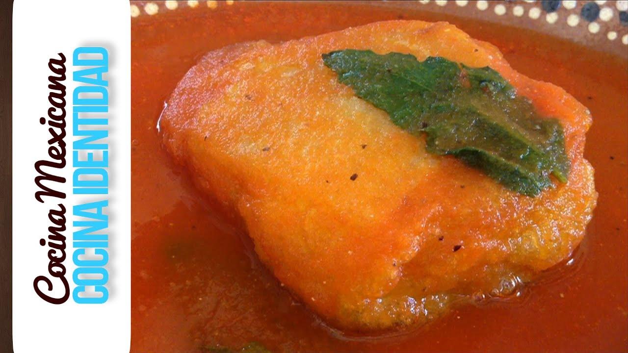 Recetas Mexicanas: ¿Cómo hacer Chinchayote relleno de queso? Yuri de Gortari