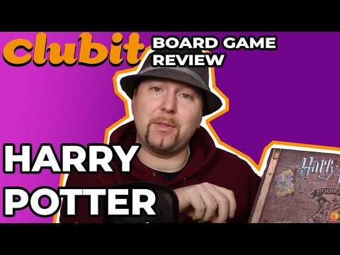 A review of Hogwarts Battle + the expansion