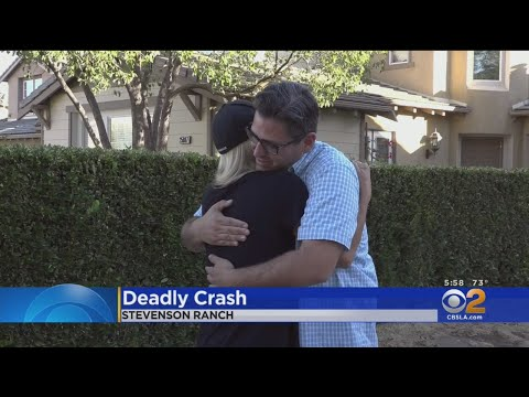 6-Year-Old Dead In Fiery Crash In Stevenson Ranch; Mom Was Found Naked In Car