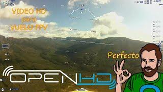 OPENHD Perfecto - Video HD para Vuelo FPV
