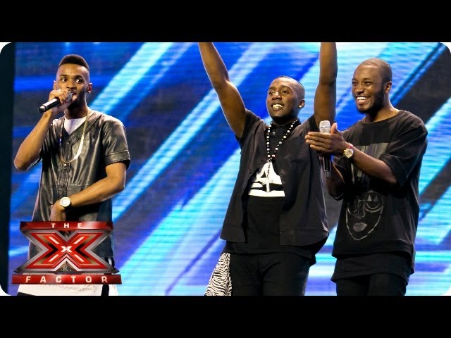 Rough Copy sing Little Things by One Direction - Arena Auditions