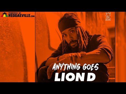 Lion D - Anything Goes [Official Audio 2021]