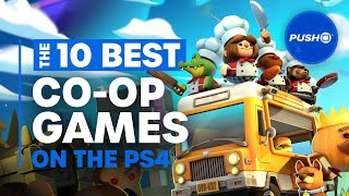 Top 10 Best Co-Op Games For PS4 | PlayStation 4