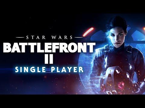 Star Wars Battlefront 2 - Single Player Trailer Music