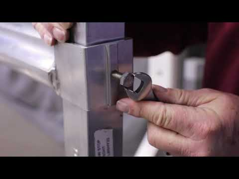 Hydraulic Bow Stop Assembly