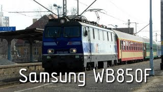 Test nowego sprzętu - Samsung WB850F