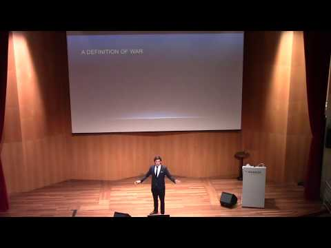 The Ethics of AI in Warfare   Lecture