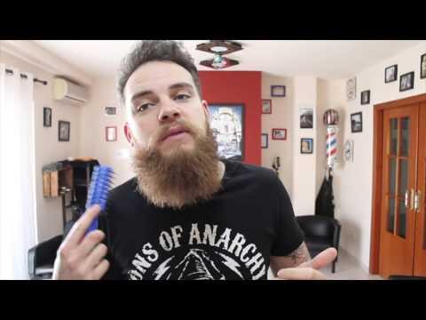 Problemas con el crecimiento de la barba y ritual de cuidado para barba