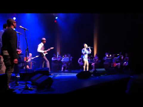 Michelle David - 'Make love to your mind' - Bill Withers Tribute