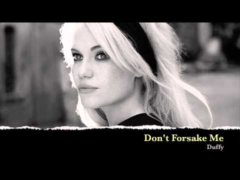 Música Don't Forsake Me