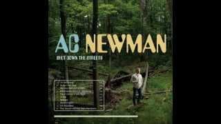 A.C. Newman - I'm Not Talking (w/ Tab & Lyrics)