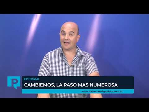 PROGRAMA 6 DE HABLEMOS DE POLÍTICA (11-03-2019)