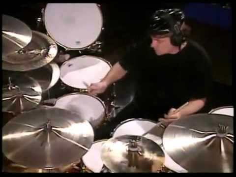 Rush - Test For Echo (Neil Peart Drumming)