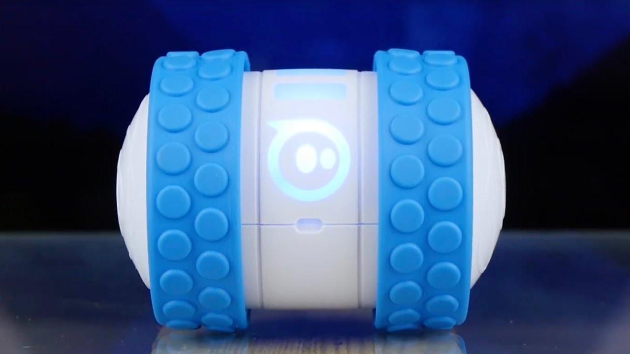 Радиомодель Игрушка Orbotix Ollie (1B01RW1) video preview