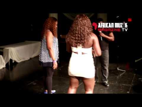 Mr Ibu dancing to Limpopo, ur waist, karolina & yori yori