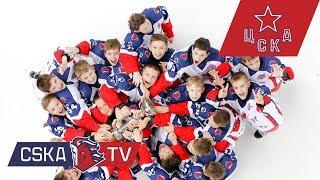 ЦСКА – четырехкратный обладатель Кубка Газпром нефти!
