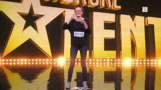Ring Meg (Tegnspråk)  Vilde Norske Talenter 2017
