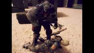 Horde Mode - Gears of War 3 Stop Motion