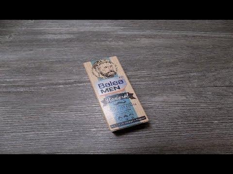 Rasur - Pur ! Rasieröl aus dem Supermarkt !