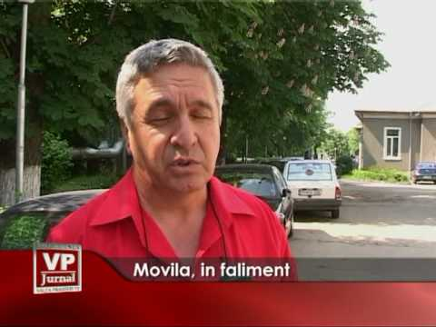 Movila, în faliment