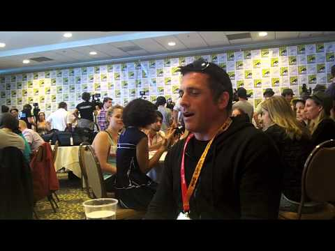 Fringe - Season 5 - Comic-Con 2012 - Joel Wyman Video and Press Room Audio
