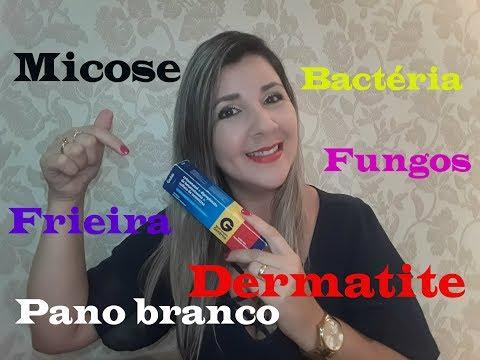 Fungos medicina de Candida