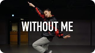 Without Me   Halsey  Yoojung Lee Choreography