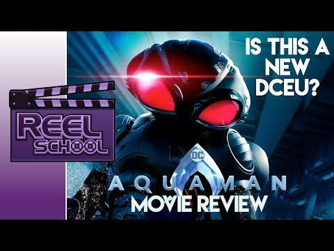 Aquaman Bluray & Movie Review: Was this the turning point for DC?
