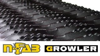 In the Garage™ with Performance Corner®: N-FAB Growler Running Boards