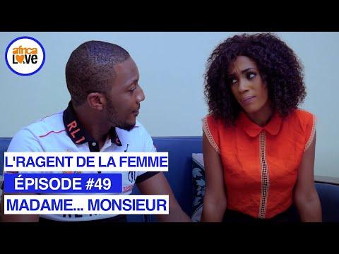 MADAME... MONSIEUR - épisode #49 - L'argent de la femme (série africaine, #Cameroun)