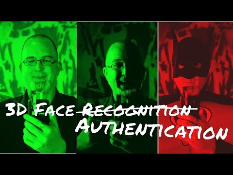 The Future of 3D Authentication for mobile devices