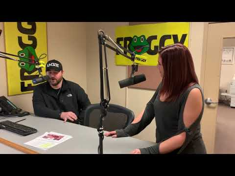 Chris Young interview on Danger Show