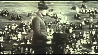 Baden Powell - Promessa escoteira no Jamboree