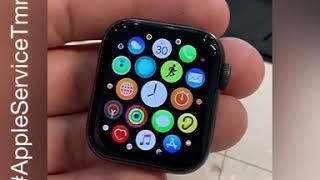 Заменить стекло Apple Watch 4, 40mm в Тюмени