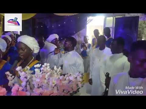 Genesis Dele Ogundipe dazzles at CCC Glory Parish